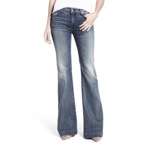 7 For All Mankind DOJO style JEANS